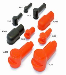 PVC Boots for Copper Tube Terminals 8mm-12mm.  *FROM £1.00 EACH!*   CLICK HERE FOR MORE DISCOUNT