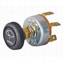 Rotary Wiper Motor Switch - 10A at 12V