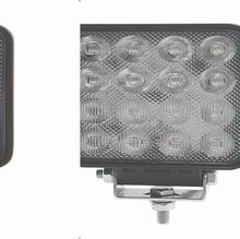 Powerful 16 x 3W LED Reverse / Work Lamp - 12V/24V, 1600Lm, IP69K