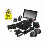 Durite FORS Recommended DVR Kit For Articulated Vehicles (Hard Drive system)   £1460.00!   10% DISCOUNT UNTIL 8TH JANUARY 2020!Durite are a FORS Associate Supplier. We supply complete vehicle safety kits to comply with FORS V.5 & CLOCS.
