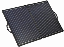 120W 12V lightweight folding solar charging kit with MPPT controller   *£219.00 + vat!*