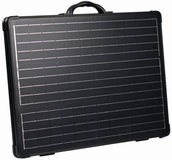 100W 12V lightweight folding solar charging kit with MPPT controller   *£195.00 + vat!*