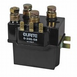 Durite 0-335-58 Bulkhead Change Over/Reversing Solenoid - 100A at 12V   £42.00!