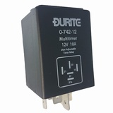 Adjustable Programmable Relay - 12V
