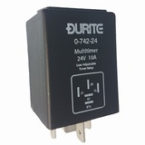 Adjustable Programmable Relay - 24V