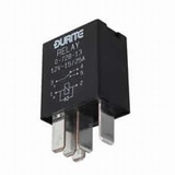 12V Micro Change Over Relay with Diode - 15/25A