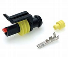 1 way Female Superseal Connector - Qty 1  *FROM £1.30 EACH!*