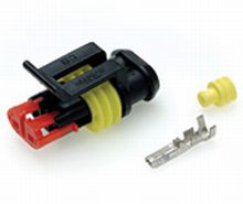 2 way Female Superseal Connector - Qty 1  *FROM £1.50 EACH!*