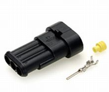 3 way Male Superseal Connector - Qty 1  *FROM £1.50 EACH!*   CLICK HERE FOR MORE DISCOUNTS!