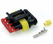 3 way Female Superseal Connector - Qty 1  *FROM £1.50 EACH!*   CLICK HERE FOR MORE DISCOUNTS!
