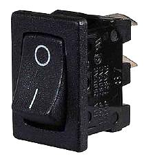 On/Off SP Plastic Rocker Switch CLICK HERE FOR MORE DETAILS.