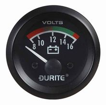 Battery Condition Volt Meter